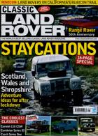 Classic Land Rover Magazine Issue JAN 21