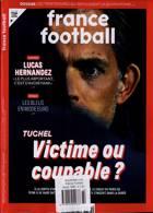 France Football Magazine Issue 80