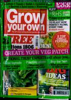 Grow Your Own Magazine Issue JAN 21