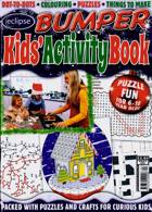 Eclipse Bump Kids Act Book Magazine Issue NO 4