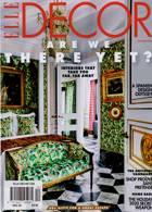 Elle Decoration Usa Magazine Issue DEC 20