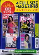Ok Bumper Pack Magazine Issue NO 1265