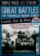 Bbc History Collectors Edits Magazine Issue TRIPLE PAC