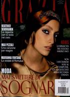 Grazia Italian Wkly Magazine Issue NO 48-49