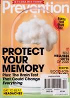 Prevention Magazine Issue DEC 20