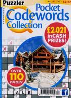 Puzzler Q Pock Codewords C Magazine Issue NO 157