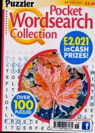 Puzzler Q Pock Wordsearch Magazine Issue NO 218