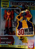 Transformers Rid Magazine Issue NO 62