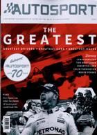 Autosport 70Th Anniversary Magazine Issue 2020