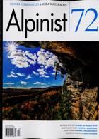 Alpinist Magazine Issue 54