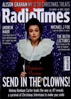 Radio Times London Edition Magazine Issue 28/11/2020
