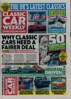 Classic Car Weekly Magazine Issue 25/11/2020