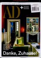 Architectural Digest German Magazine Issue 01