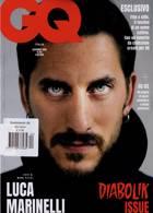 Gq Italian Magazine Issue 44