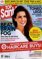 Top Sante Travel Edition Magazine Issue MAR 21