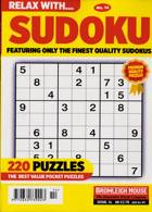 Relax With Sudoku Magazine Issue NO 14