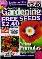 Amateur Gardening Magazine Issue 20/02/2021