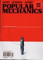 Popular Mechanics Magazine Issue JAN-FEB