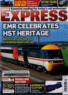 Rail Express Magazine Issue APR 21