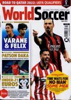 World Soccer Magazine Issue APR 21