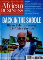 African Business Magazine Issue DEC-JAN