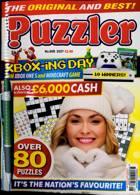 Puzzler Magazine Issue NO 608