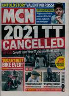 Motorcycle News Magazine Issue 02/12/2020