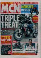 Motorcycle News Magazine Issue 09/12/2020