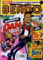 Beano Magazine Issue 02/01/2021