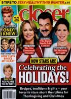 Closer Usa Magazine Issue 49
