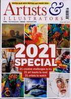 Artists & Illustrators Magazine Issue 01