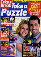 Take A Break Take A Puzzle Magazine Issue NO 1