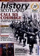 History Scotland Magazine Issue JAN-FEB