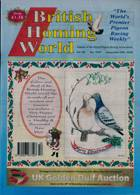 British Homing World Magazine Issue NO 7557