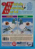 British Homing World Magazine Issue NO 7558