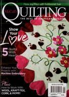 Mccalls Quilting Magazine Issue JAN-FEB