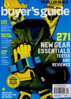 Outside Magazine Issue BYER GUIDE