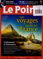 Le Point Magazine Issue NO 2522