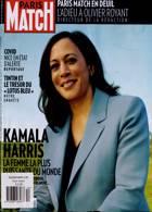 Paris Match Magazine Issue NO 3740