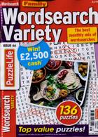 Family Wordsearch Variety Magazine Issue NO 66