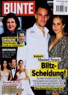 Bunte Illustrierte Magazine Issue NO 1