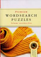 Premium Wordsearch Puzzles Magazine Issue NO 75