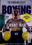 Boxing News Magazine Issue 28/01/2021