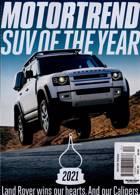 Motor Trend Magazine Issue DEC 20