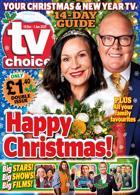 Tv Choice England Magazine Issue NO 52/XMAS