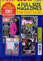 Ok Bumper Pack Magazine Issue NO 1266