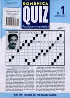 Domenica Quiz Magazine Issue NO 1