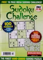 Sudoku Challenge Monthly Magazine Issue NO 199