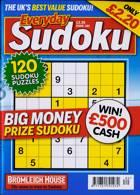 Everyday Sudoku Magazine Issue NO 182