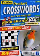 Puzzler Pocket Crosswords Magazine Issue 45